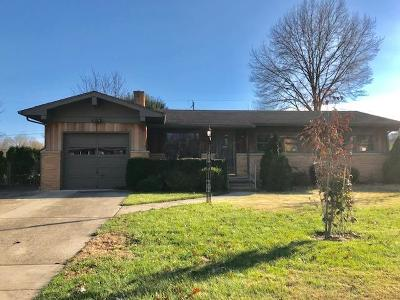 Chillicothe OH Single Family Home For Sale: $144,900