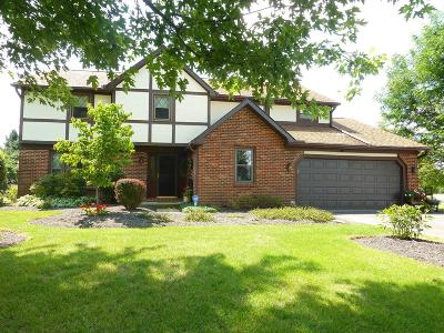 Fairfield County Single Family Home For Sale: 3585 Blacklick Road NW