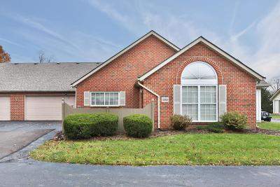 New Albany Condo Contingent Finance And Inspect: 6868 Winrock Drive