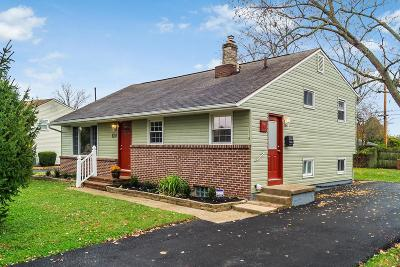 Reynoldsburg Single Family Home For Sale: 1218 Nocturne Road E