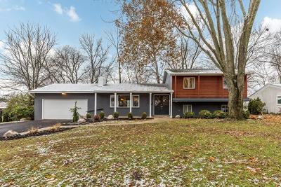 Upper Arlington Single Family Home For Sale: 3839 Bickley Place