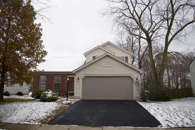 Blacklick Single Family Home Contingent Finance And Inspect: 268 Westerkirk Drive