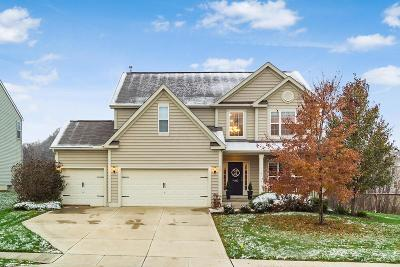 Licking County Single Family Home For Sale: 267 Auburn Drive