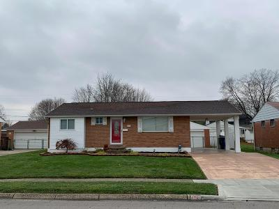 Columbus OH Single Family Home For Sale: $140,000