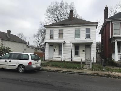 Columbus OH Multi Family Home For Sale: $79,000