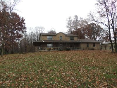 Single Family Home For Sale: 5025 Township Road 126