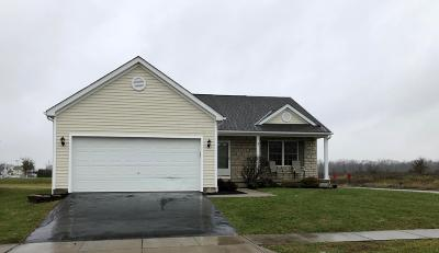 Ashville OH Single Family Home For Sale: $174,900