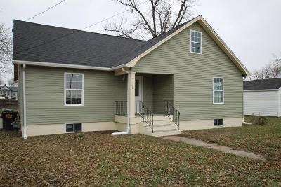 South Solon OH Single Family Home For Sale: $109,900