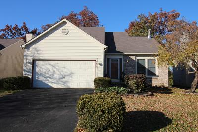 Grove City Single Family Home Contingent Finance And Inspect: 3472 Brook Spring Drive