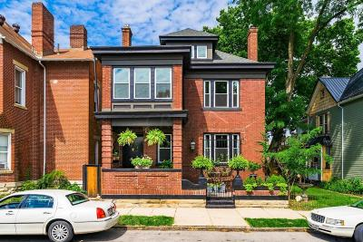 Single Family Home For Sale: 57 S Monroe Avenue