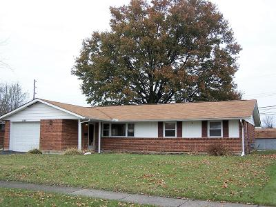 Reynoldsburg Single Family Home For Sale: 1548 Marvin Drive