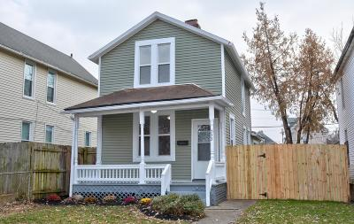 Columbus Single Family Home For Sale: 533 Stewart Avenue