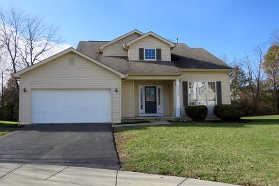 Canal Winchester OH Single Family Home For Sale: $224,900