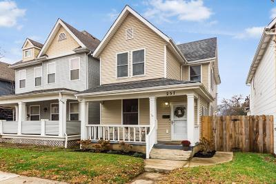 Columbus OH Single Family Home For Sale: $165,900