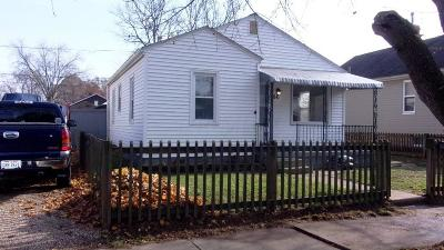 Newark OH Single Family Home For Sale: $69,900