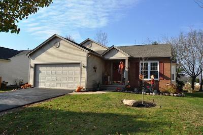 Groveport OH Single Family Home For Sale: $172,500