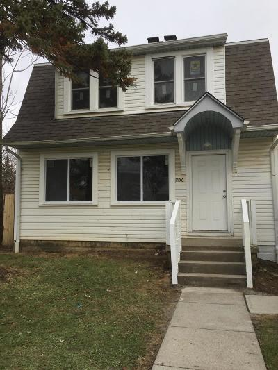 Columbus OH Single Family Home For Sale: $154,900