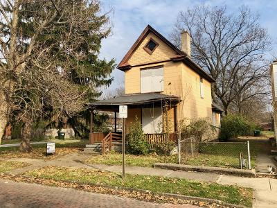 Columbus OH Single Family Home For Sale: $59,000