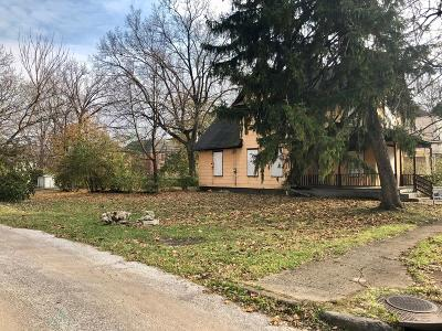 Columbus Residential Lots & Land Contingent Finance And Inspect: 336 Loeffler Avenue