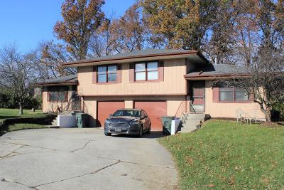 Columbus OH Multi Family Home For Sale: $162,900