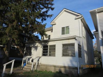 Columbus OH Single Family Home For Sale: $47,997