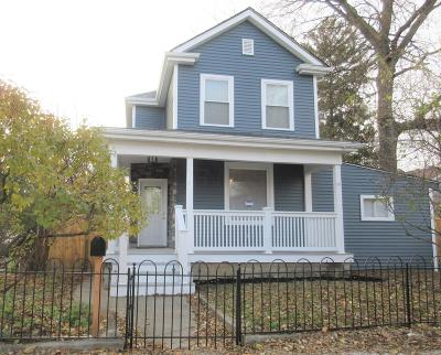 Columbus Single Family Home For Sale: 1219 Wager Street