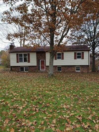 Granville Single Family Home For Sale: 229 Warwood Drive