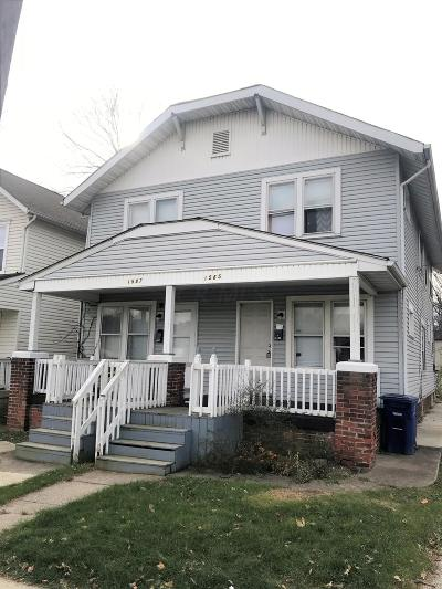 Columbus OH Multi Family Home For Sale: $109,000