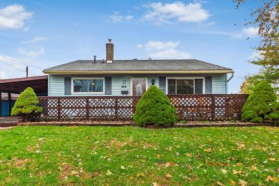 Columbus OH Single Family Home For Sale: $99,999