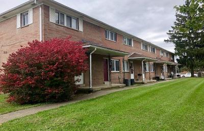 Columbus Multi Family Home Contingent Finance And Inspect: 5804 North Meadows Boulevard