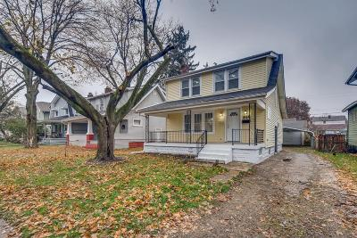 Columbus Single Family Home For Sale: 656 S Eureka Avenue