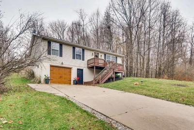 Howard Single Family Home For Sale: 607 Daffodil Drive