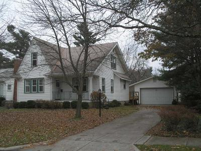 Clintonville Single Family Home Contingent Finance And Inspect: 324 Garden Road