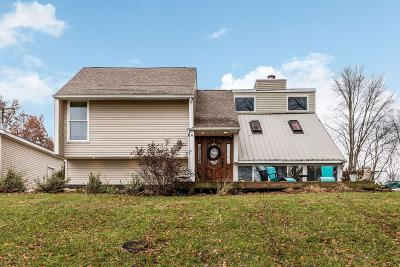 Utica Single Family Home Contingent Finance And Inspect: 2136 Hoss Road