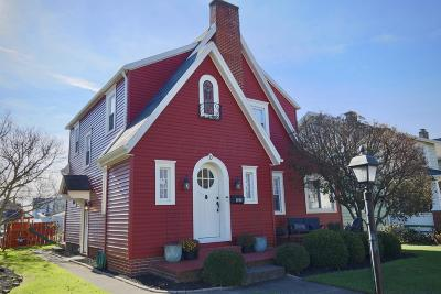 Lancaster Single Family Home Contingent Finance And Inspect: 1018 E King Street