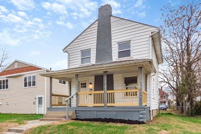 Single Family Home For Sale: 786 Ann Street