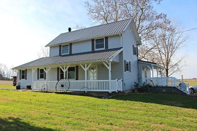 Perry County Single Family Home For Sale: 11771 Ridenour Rd