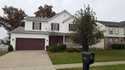Blacklick Single Family Home For Sale: 7517 Swindon Street