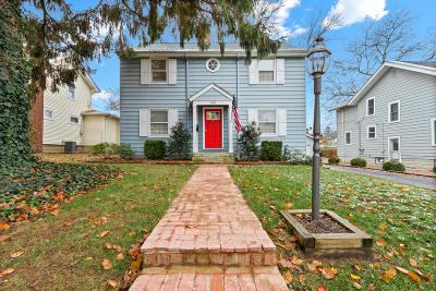 Clintonville Single Family Home Contingent Finance And Inspect: 185 Blenheim Road