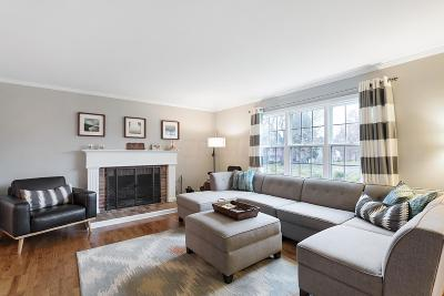 Upper Arlington Single Family Home Contingent Finance And Inspect: 1176 Kingsdale Terrace