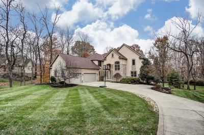 Fairfield County Single Family Home For Sale: 1210 Stone Run Court