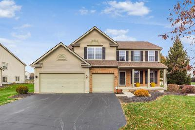Grove City Single Family Home Contingent Finance And Inspect: 1920 Autumn Wind Drive