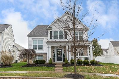 Westerville Single Family Home Contingent Finance And Inspect: 733 Olde Mill Drive