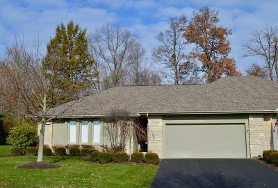Dublin Single Family Home Contingent Finance And Inspect: 9306 Muirkirk Drive