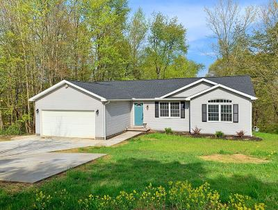 Howard Single Family Home For Sale: 3365 Apple Valley Drive