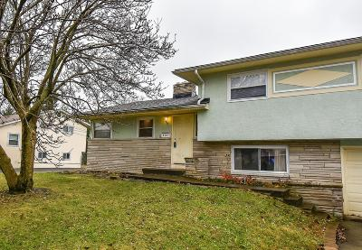 Franklin County, Delaware County, Fairfield County, Hocking County, Licking County, Madison County, Morrow County, Perry County, Pickaway County, Union County Single Family Home Contingent Finance And Inspect: 4363 E Mound Street