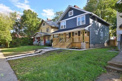 Columbus Multi Family Home For Sale: 1659-1661 Oak Street