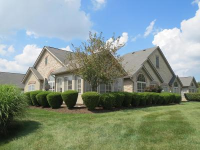 Westerville Condo Contingent Finance And Inspect: 7525 Red Maple Place