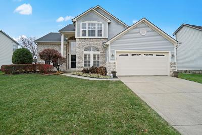 Reynoldsburg Single Family Home Contingent Finance And Inspect: 8675 Kingsley Drive