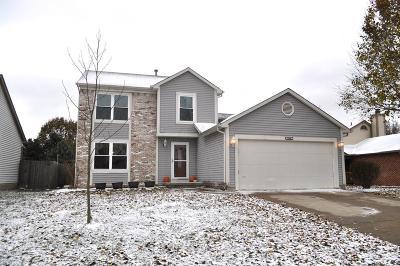 Pickerington Single Family Home Sold: 3306 Wigham Court
